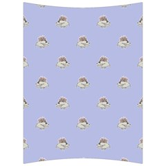 Monster Rats Hand Draw Illustration Pattern Back Support Cushion