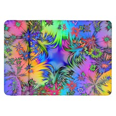 Star Abstract Colorful Fireworks Samsung Galaxy Tab 8 9  P7300 Flip Case