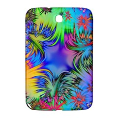 Star Abstract Colorful Fireworks Samsung Galaxy Note 8 0 N5100 Hardshell Case
