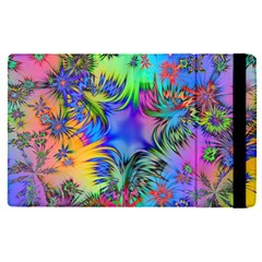 Star Abstract Colorful Fireworks Apple Ipad Pro 9 7   Flip Case