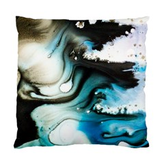Abstract Painting Background Modern Standard Cushion Case (one Side)
