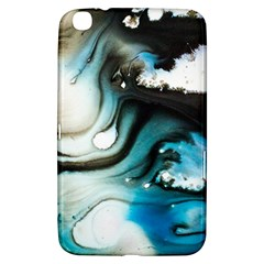 Abstract Painting Background Modern Samsung Galaxy Tab 3 (8 ) T3100 Hardshell Case