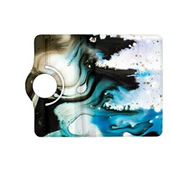 Abstract Painting Background Modern Kindle Fire Hd (2013) Flip 360 Case
