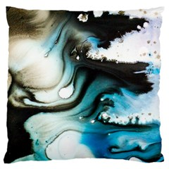 Abstract Painting Background Modern Standard Flano Cushion Case (two Sides)