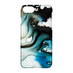Abstract Painting Background Modern Apple Iphone 8 Hardshell Case