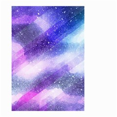 Background Art Abstract Watercolor Small Garden Flag (two Sides)