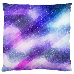 Background Art Abstract Watercolor Standard Flano Cushion Case (two Sides)