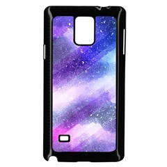 Background Art Abstract Watercolor Samsung Galaxy Note 4 Case (black)