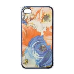 Texture Fabric Textile Detail Apple Iphone 4 Case (black)