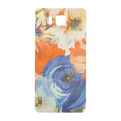 Texture Fabric Textile Detail Samsung Galaxy Alpha Hardshell Back Case