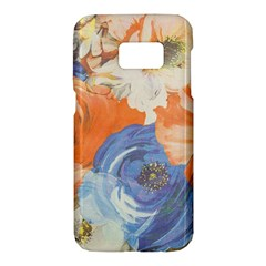 Texture Fabric Textile Detail Samsung Galaxy S7 Hardshell Case