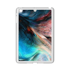 Background Art Abstract Watercolor Ipad Mini 2 Enamel Coated Cases