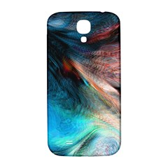 Background Art Abstract Watercolor Samsung Galaxy S4 I9500/i9505  Hardshell Back Case