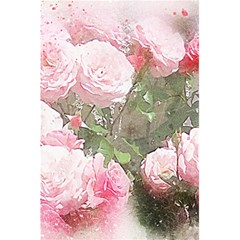 Flowers Roses Art Abstract Nature 5 5  X 8 5  Notebooks