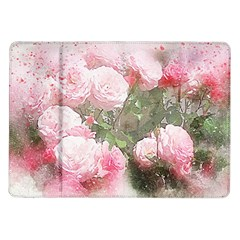 Flowers Roses Art Abstract Nature Samsung Galaxy Tab 10 1  P7500 Flip Case