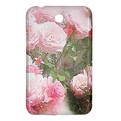 Flowers Roses Art Abstract Nature Samsung Galaxy Tab 3 (7 ) P3200 Hardshell Case