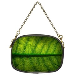 Leaf Nature Green The Leaves Chain Purses (one Side)
