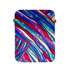 Texture Pattern Fabric Natural Apple Ipad 2/3/4 Protective Soft Cases