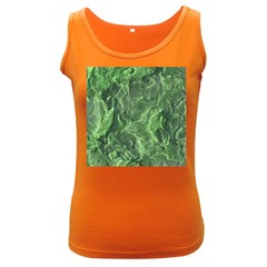 Geological Surface Background Women s Dark Tank Top