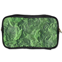 Geological Surface Background Toiletries Bags 2 Side