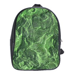 Geological Surface Background School Bag (xl)