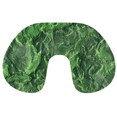 Geological Surface Background Travel Neck Pillows