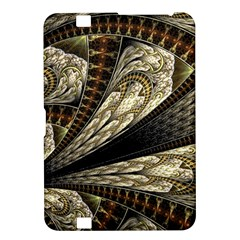 Fractal Abstract Pattern Spiritual Kindle Fire Hd 8 9