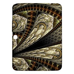 Fractal Abstract Pattern Spiritual Samsung Galaxy Tab 3 (10 1 ) P5200 Hardshell Case