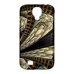 Fractal Abstract Pattern Spiritual Samsung Galaxy S4 Classic Hardshell Case (pc+silicone)