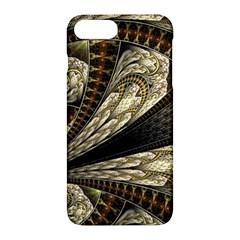 Fractal Abstract Pattern Spiritual Apple Iphone 7 Plus Hardshell Case
