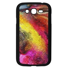 Background Art Abstract Watercolor Samsung Galaxy Grand Duos I9082 Case (black)