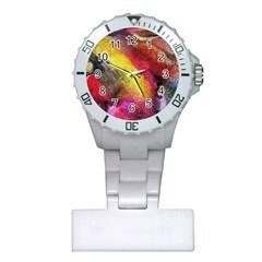 Background Art Abstract Watercolor Plastic Nurses Watch