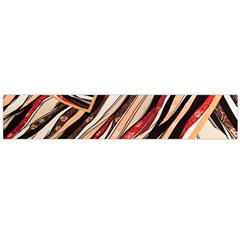 Fabric Texture Color Pattern Large Flano Scarf