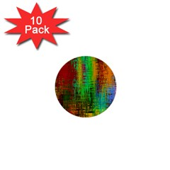 Color Abstract Background Textures 1  Mini Buttons (10 Pack)