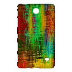 Color Abstract Background Textures Samsung Galaxy Tab 4 (8 ) Hardshell Case