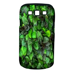The Leaves Plants Hwalyeob Nature Samsung Galaxy S Iii Classic Hardshell Case (pc+silicone)
