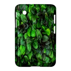 The Leaves Plants Hwalyeob Nature Samsung Galaxy Tab 2 (7 ) P3100 Hardshell Case