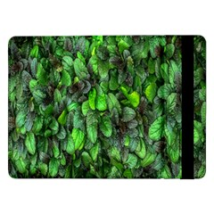 The Leaves Plants Hwalyeob Nature Samsung Galaxy Tab Pro 12 2  Flip Case