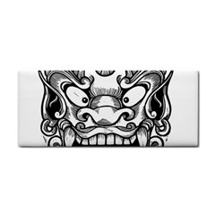 Japanese Onigawara Mask Devil Ghost Face Cosmetic Storage Cases