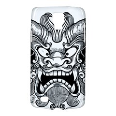 Japanese Onigawara Mask Devil Ghost Face Galaxy S4 Active