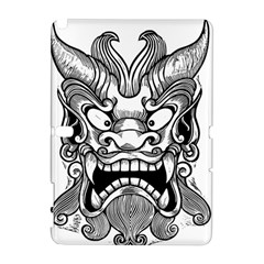 Japanese Onigawara Mask Devil Ghost Face Galaxy Note 1