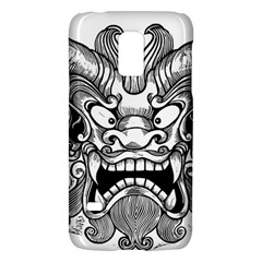 Japanese Onigawara Mask Devil Ghost Face Galaxy S5 Mini