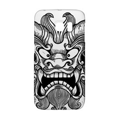 Japanese Onigawara Mask Devil Ghost Face Galaxy S6 Edge