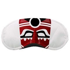 Africa Mask Face Hunter Jungle Devil Sleeping Masks