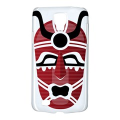Africa Mask Face Hunter Jungle Devil Galaxy S4 Active