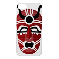 Africa Mask Face Hunter Jungle Devil Apple Iphone 5s/ Se Hardshell Case