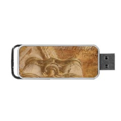 Background 1660940 1920 Portable Usb Flash (two Sides)