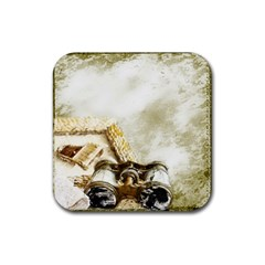 Background 1660942 1920 Rubber Square Coaster (4 Pack)