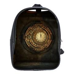 Steampunk 1636156 1920 School Bag (large)
