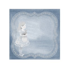 Background 1659631 1920 Small Satin Scarf (square)